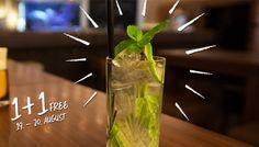 Hello again! Die Bar erstrahlt in neuem Glanz und hat auch eine kleine Eröffnungs-Spezialität für Longdrink-Liebhaber Bar, Sparkle