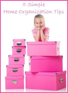 5 Simple Home Organization Tips
