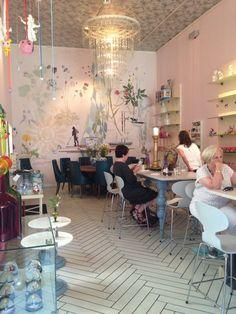 The Royal Café in København K, Region Hovedstaden