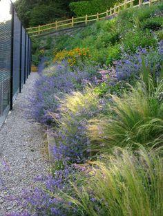 Garden design by Cor