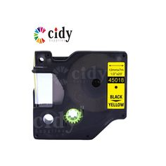 Cheaper US $54.17  cidy 15pcs Compatible Dymo D1 label tape Black on Yellow for 12mm Dymo 45018 for dymo printer Sale-Seller  #cidy #Compatible #Dymo #label #tape #Black #Yellow #dymo #printer #SaleSeller  #Online