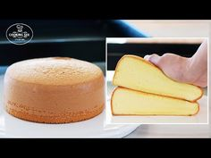 How to make Vanilla Sponge Cake / fluffy cake Recipe / Easy Cake / Genoise - Desserts Basic Sponge Cake Recipe, Vanilla Sponge Cake, Basic Cake, Sponge Cake Recipes, Easy Cake Recipes, Vanilla Cake, Dessert Recipes, Food Cakes, Cupcake Cakes
