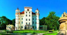 Wojanow Palace, Jelenia Gora, Poland