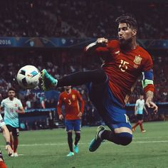 Kicking their way into the knockout round. and Spain put together the performance of the tournament with a win over Turkey. All things and available now at Uefa European Championship, European Championships, Uefa Euro 2016, Instagram Shop, All About Time, Kicks, Spain, Soccer, Football