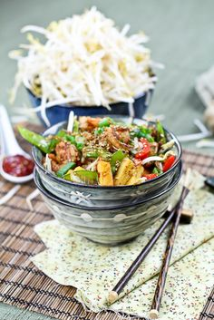 Healthy Shrimp and Pineapple Stir Fry