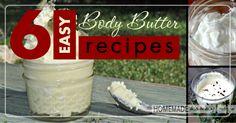 6 Easy Homemade Body Butter Recipes - Homemade Mommy