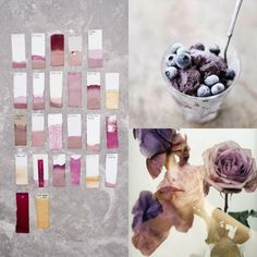 Dusky Berries where we come from Eclectic Trends1 My colour trends 2015/16 for Global Color Research  | DUSKY BERRY | Part I