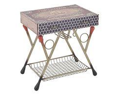"""Stolik pomocniczy """"Matchbox"""", 41 x 60 x 63 cm"""