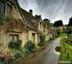 The Cotswalds, England