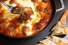 Hackbällchen-überbacken mit Mozzarella…Tapas aus dem Ofen | Backen mit Leidenschaft