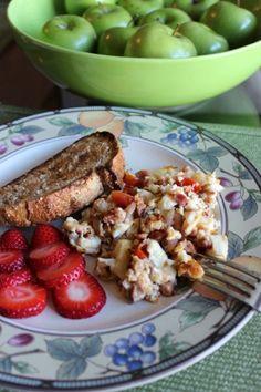 recipes healthy egg breakfast forward southwest egg scramble recipe ...