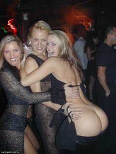 Nasty naked nudist girls