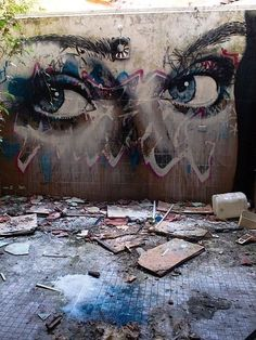 Rone, great street art, urban artists, street artists, amazing urban art, graffiti art, Mr Pilgrim