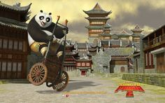 Kungfu Panda 2 awesome...'The only thing that matters is what you choose to be now'
