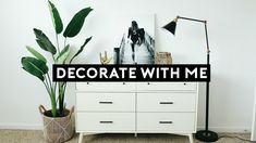 DECORATE MY APARTMENT WITH ME 2019 | Nastazsa Diy Room Decor, Home Decor, Flooring, Make It Yourself, Decoration Home, Room Decor, Wood Flooring, Interior Design, Home Interiors