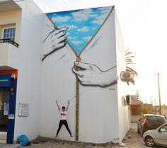 """""""Beyond the Concrete"""" by Zabou - Atheniou, Cyprus"""