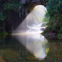 濃溝の滝  Instagramで有名になった場所のようです  #濃溝の滝