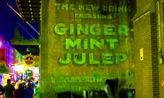 NOLA New Orleans Ginger Mint Julep | by Mr. PoBoy