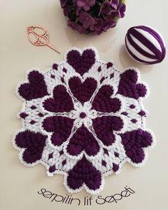 Doilies, Crochet Earrings, Jewelry, Instagram, Herb, Tejidos, Hipster Stuff, Flower Crochet, Fantasy