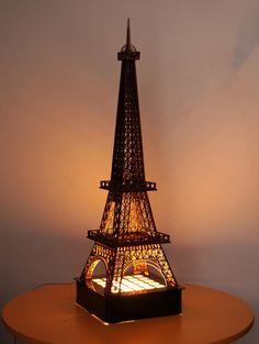 torre eiffel acrilico decoração - Pesquisa Google