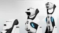 Tipron, un robot para proyectar vídeo en las paredes de nuestra casa