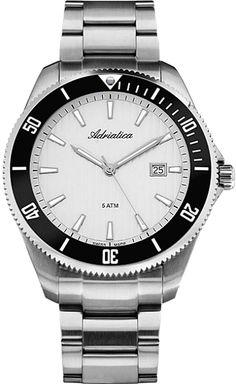 Мужские часы Adriatica A8202.R113A Мужские часы Diesel DZ1718