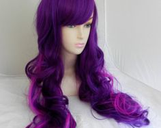 wigs by Collette on Etsy
