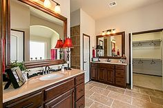 Bathrooms | Tile | New Homes | Mirrors | Oklahoma City