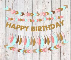 Wild One Birthday Banners, Wild One Party Banners, Tribal Party Decor, Boho Birt. Wild One Birthday Party, First Birthday Themes, Third Birthday, 3rd Birthday Parties, 1st Birthday Girls, Birthday Decorations, Birthday Ideas, Pocahontas Birthday Party, Decoration Party