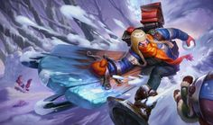 Singed | League of Legends