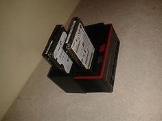 Venta de Duplicador de disco duro de laptop o PC super facil soporta discos de 2 TB Max en $500