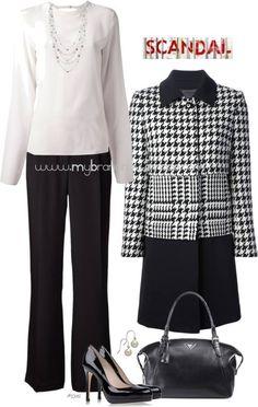 Scandal Fashion: Olivia Pope Style -  www.mybrandnewimage.com
