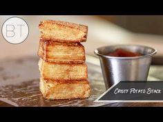 (28) The Crispy Potato Stack - YouTube