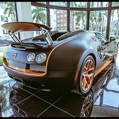#Bugatti #Veyron Photo re-posted from Twitter account @lifefortherich