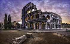 Rome, Italy | Discovered from Dream Afar New Tab
