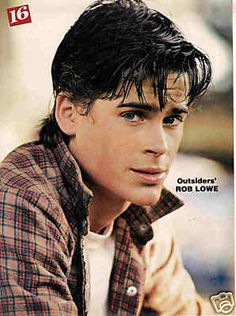 sodapop curtis on Pinterest | Rob Lowe, The Outsiders and ...