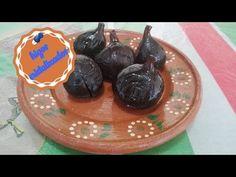 COMO PREPARAR HIGOS CRISTALIZADOS/DULCES MEXICANOS/LAS RECETAS DE LUPITA - YouTube Mexican Food Recipes, Sweet Recipes, Candied Fruit, Goodies, Cooking Recipes, Pudding, Favorite Recipes, Sweets, Candy