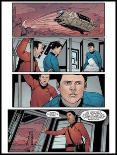 Star Trek: Episode 12  #motionbooks #madefire #star trek