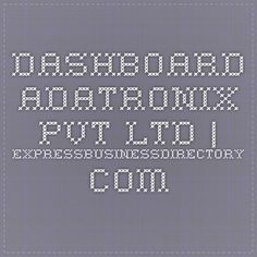 Dashboard - Adatronix Pvt.Ltd | ExpressBusinessDirectory.Com