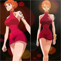 Nami is so sexy ❤