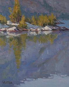 Paul Kratter | Garnet Reflections.