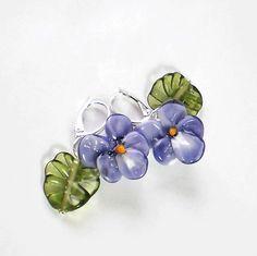"""Violka vonná"" vinuté a Ag / Zboží prodejce jibadu Floral, Rings, Flowers, Jewelry, Jewlery, Jewerly, Ring, Schmuck, Jewelry Rings"