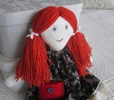 Soft Rag Doll £12.00