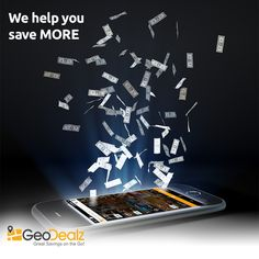 We hwlp you save more  GeoDealz has the latest and best dining offers in store for you and is the perfect culinary companion. Download it today!   iOS: apple.co/23hzIMQ Android: bit.ly/1YiBXbV
