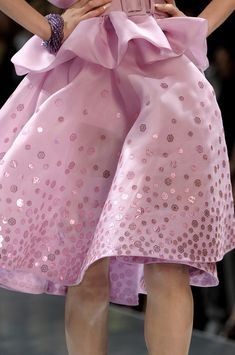 Christian Dior Fall 2008 * Couture Details