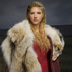 """Lagertha, shieldmaiden or valkyrie? """"Ladgerda... had the courage of a man, and…"""