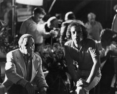 nk Sinatra and Steve Rubell by Russell C. Turiak at Studio 54, 1977