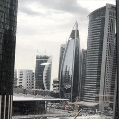 #glassinthedesert #architecture #qatar #doha #seemycity #seemyculture2015 #seemyculture #seemydoha
