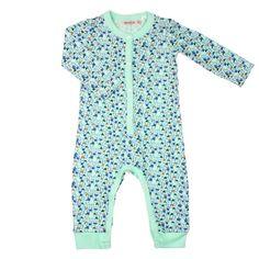 Lief Babypak voor in de winter.   Imps en Elfs   Newborn   Mintgroen   www.kienk.nl kinderkleding en babykleding