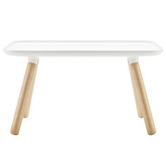 Rectangular Tablo table by Normann Copenhagen.
